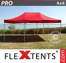 Tenda per racing PRO 4x6m Rosso
