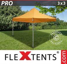 Tenda per racing PRO 3x3m Arancio