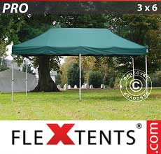 Tenda per racing PRO 3x6m Verde
