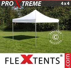 Tenda per racing Xtreme 4x4m Bianco