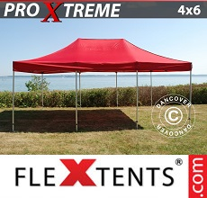 Tenda per racing Xtreme 4x6m Rosso