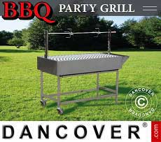 Griglia barbecue PRO PARTY, 120cm