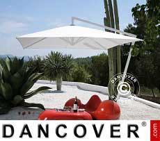 Ombrellone quadrato Amalfi 3x3m