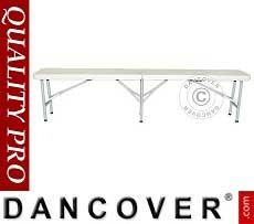 Panchina Pieghevole 242x28x43 cm (1 pz.)
