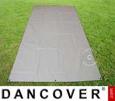 Pavimento per tende 2,6x6,1m PVC Grigio