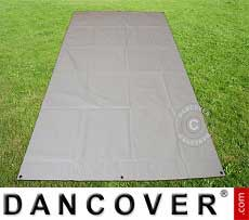 Pavimento per tende 3,8x6,1m PVC Grigio