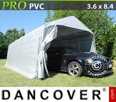 Tenda garage PRO 3,6x8,4x2,68m PVC