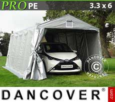 Tenda garage PRO 3,3x6x2,4 m