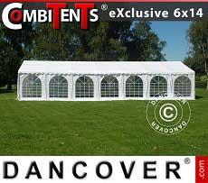 Tendone per feste, Exclusive CombiTents® 6x14m, 5 in 1