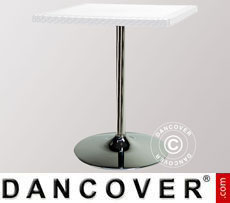 Tavolo Liù quadrato Bianco