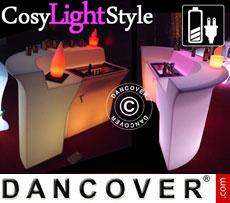 LED Bar, angolo Tavolo