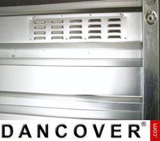 Griglia di ventilazione per container