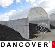 Capannone tenda 6x6,05x1,8m
