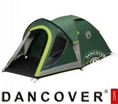 Tenda da campeggio, Coleman Kobuk Valley 4 Plus, 4 persone, Verde/Grigio