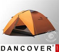 Tenda da campeggio, Easy Camp, Equinox 300, 3 persone, Arancione