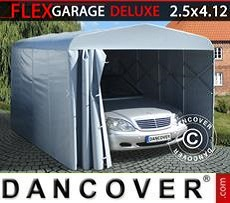 Box auto tunnel (Auto), ECO, 2,5x4,12x2,15m, Grigio
