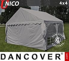 Tendoni Gazebi Party  UNICO 4x4m, Beige