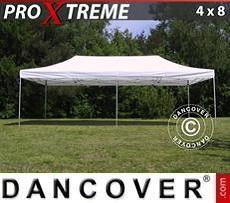FleXtents Gazebi per Feste  Xtreme 4x8m Bianco