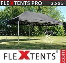 Tenda per racing PRO 2,5x5m Nero