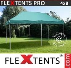 Tenda per racing  4x8m Verde