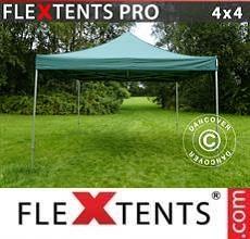 Tenda per racing PRO 4x4m Verde