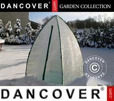 Tenda Invernale per la Protezione delle Piante, 1,5x1,5x2m