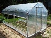 Polytunnel broeikassen zullen wonderen in uw tuin creëren
