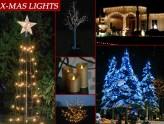 Kerstverlichting voor de perfecte kerstsfeer
