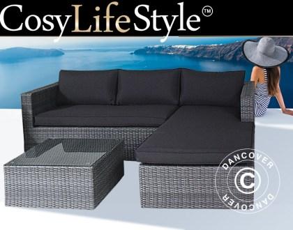 Elegant lounge-sett til den laveste prisen noen gang!