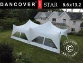 Pole tent 'Star' – det nye, elegante og organiske partyteltet