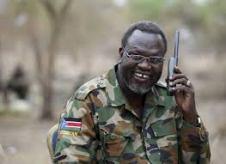 Sudan rebel chief Riek Machar