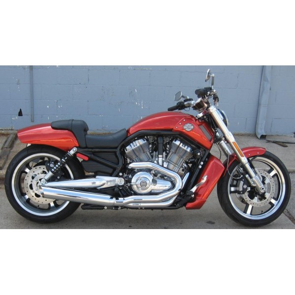 2009 2017 v rod muscle exhaust