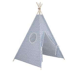 DARE TO DREAM Cort simplu Mii de stele Bleu - cort indian ieftin
