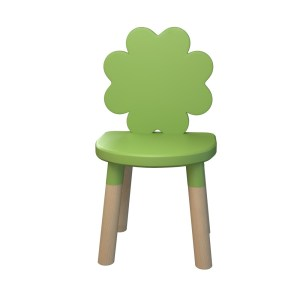 Scaunel din lemn pentru copii