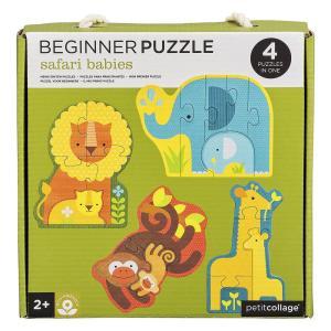Puzzle-Puii-din-safari-Petit-Collage
