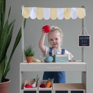 Magazin alimentar din lemn Little Dutch