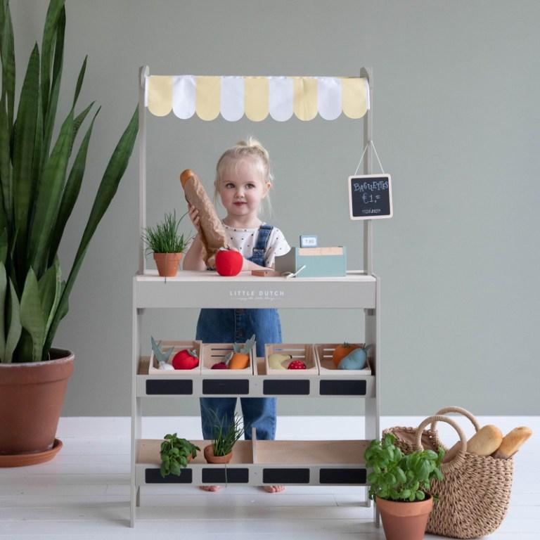Magazin alimentar copii Little Dutch
