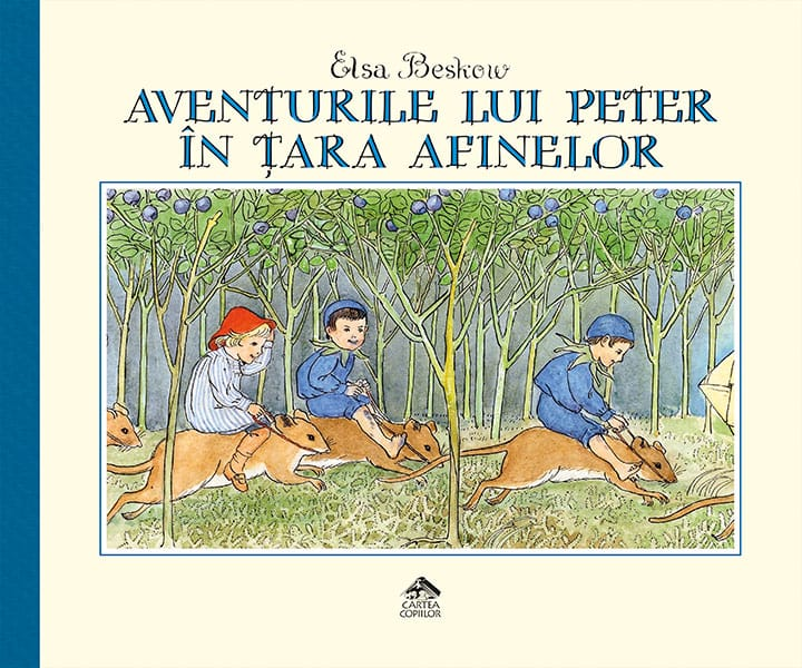 Aventurile lui Peter in Tara Afinelor