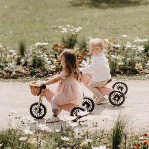 Bicicleta roz copii