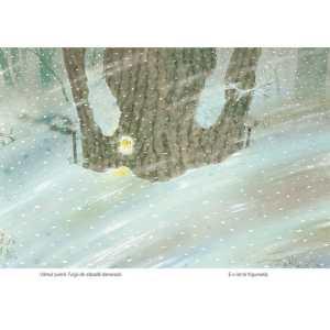 Carte copii O zi de iarna din familia soricel