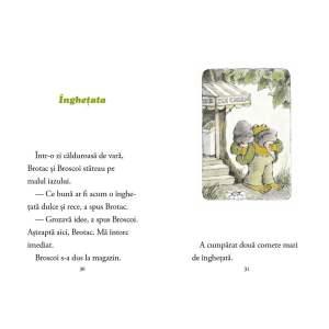 Carte copii Broscoi si Brotac