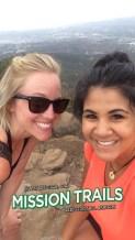 Hiking Cowels Mountain