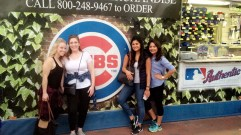 Last Cubs game of the season