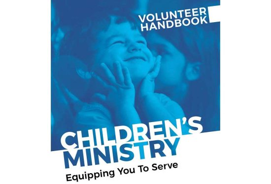 kids ministry volunteer