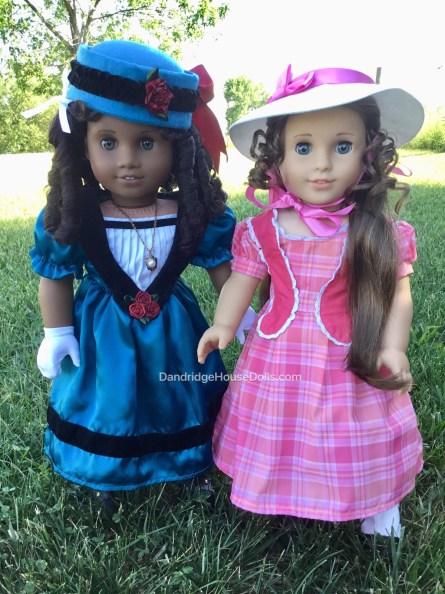 Cecile & Marie Grace