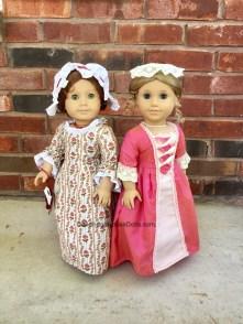 Felicity & Elizabeth