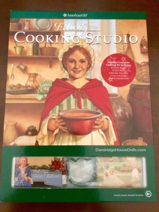 Felicity's Cooking Studio by American Girl