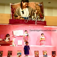Josefina's Display