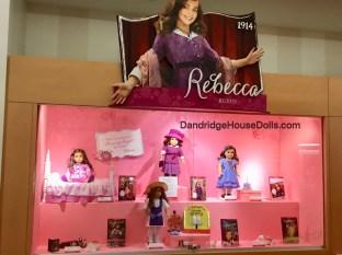 Rebecca's Display