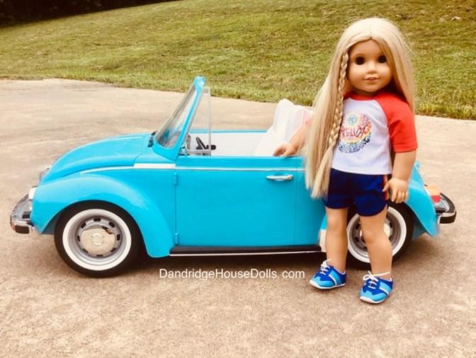 Julie's Volkswagen Beetle